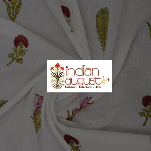india august