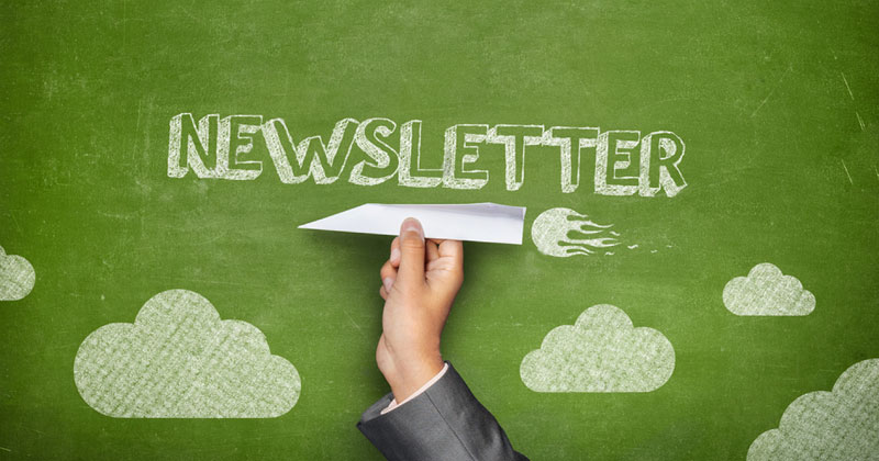 10 CHECK LIST BEFORE SHOOTING A NEWSLETTER